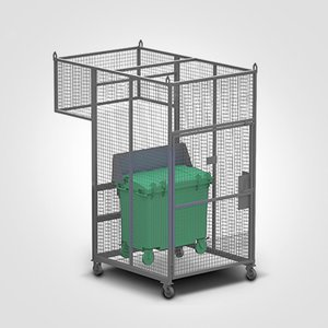 automated bin lifters