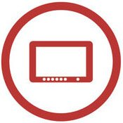 Monitor Screen Icon
