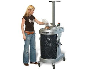 Product image of the BP2 Bag Press
