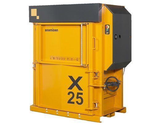 Product image of the X25 Yellow Baler