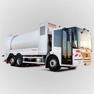 Rotopress-garbage-truck