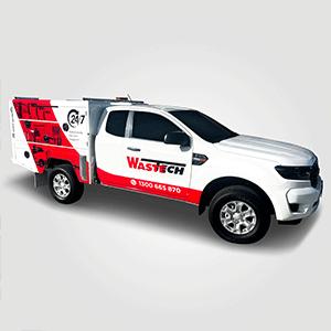 Wastech Service Vehicle